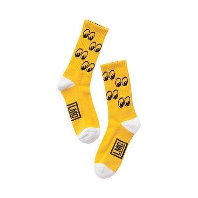 LMC Mooneyes Mid Socks Geel