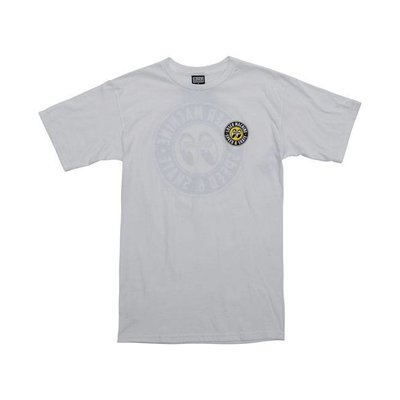 LMC Mooneyes Factory Team T-shirt Wit