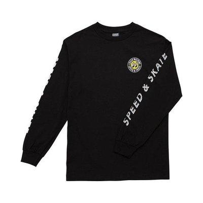 LMC Mooneyes Overdrive T-shirt met lange mouwen