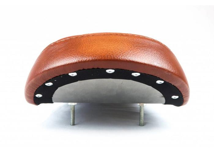Brat seat Extra flat upswept - Bruin type 1