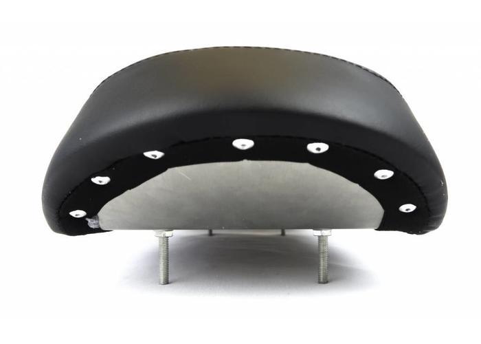 Brat seat Extra flat upswept - Zwart type 1