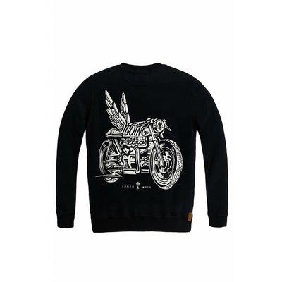 Pando Moto Sweater  John 1 Regular fit