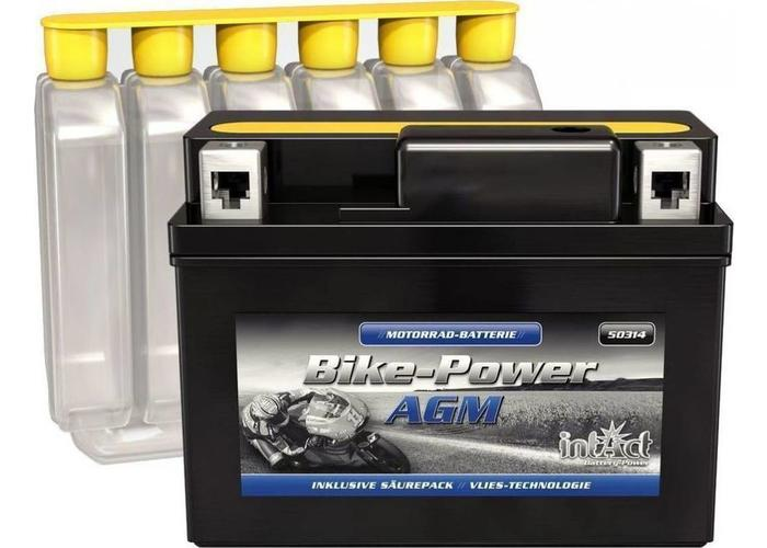 AGM Accu 12V 8AH Bike Power