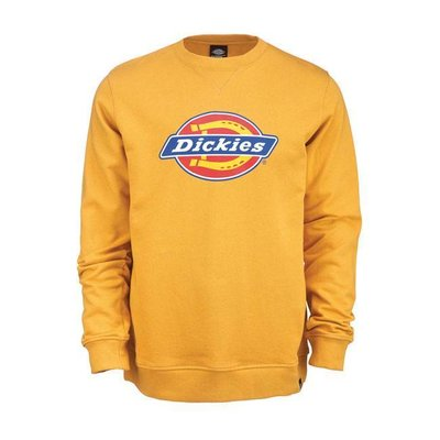 Dickies Harrison sweatshirt geel