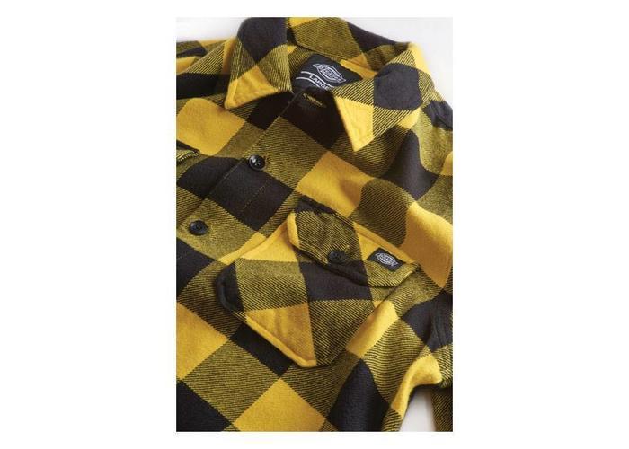 Dickies Sacramento shirt geel
