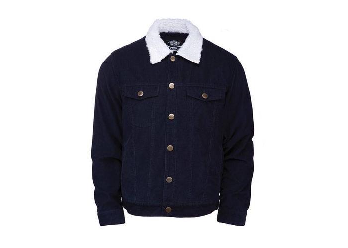 Dickies Naruna marine blauwe winterjas premium kwaliteit