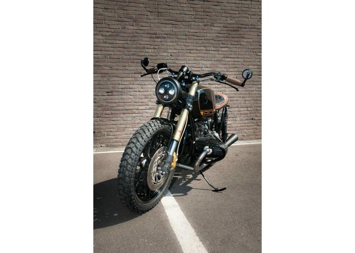 MAD Exhaust BMW R-serie Classic uitlaat (R80 R100)