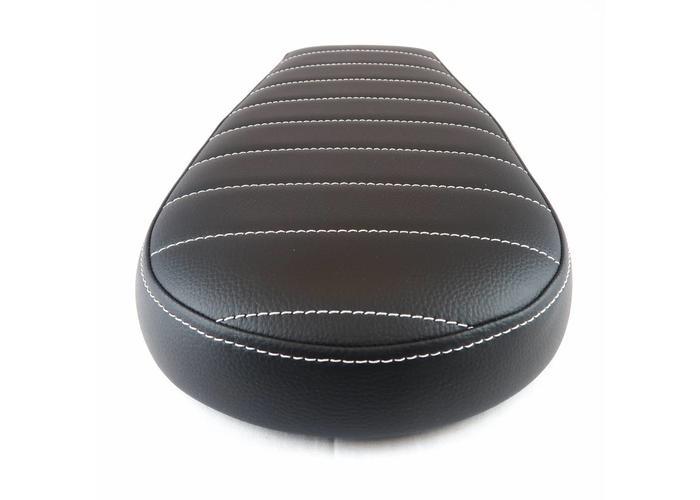 C.Racer Brat Seat Tuck 'N Roll Black Wide 73