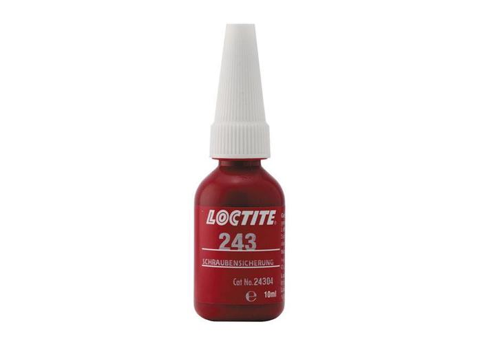 Loctite 243 BLAUW, THREADLOCKER 24CC