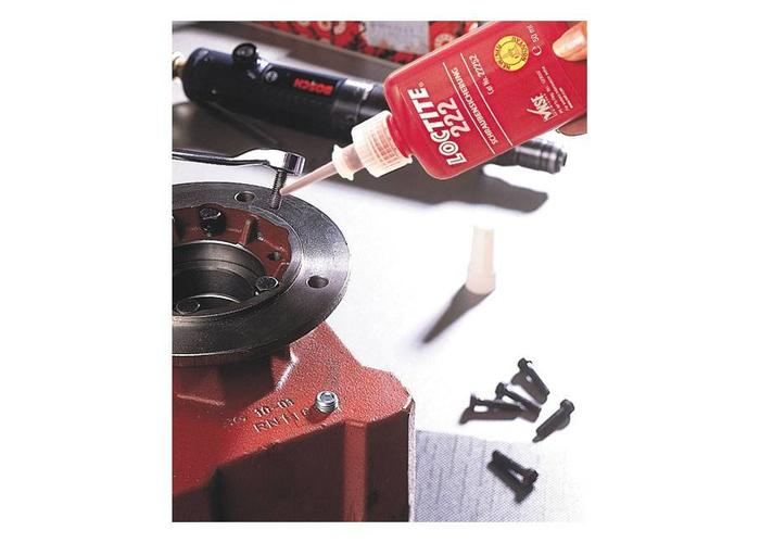 Loctite 222 PAARS, THREADLOCKER 10CC
