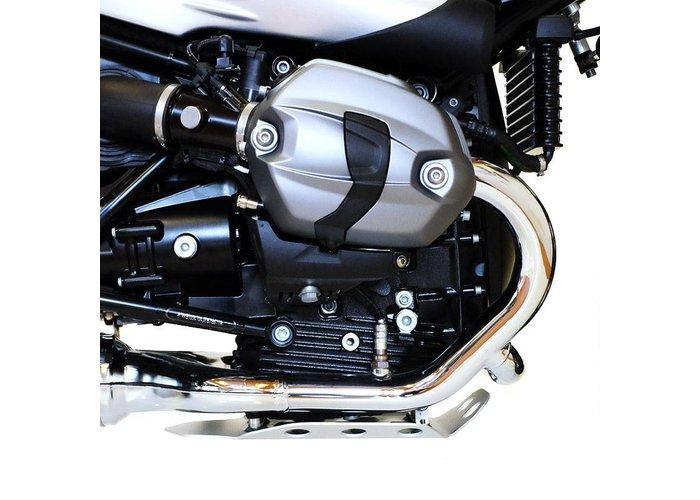 UNIT Garage MOTOR BESCHERM PLAAT IN ALUMINIUM