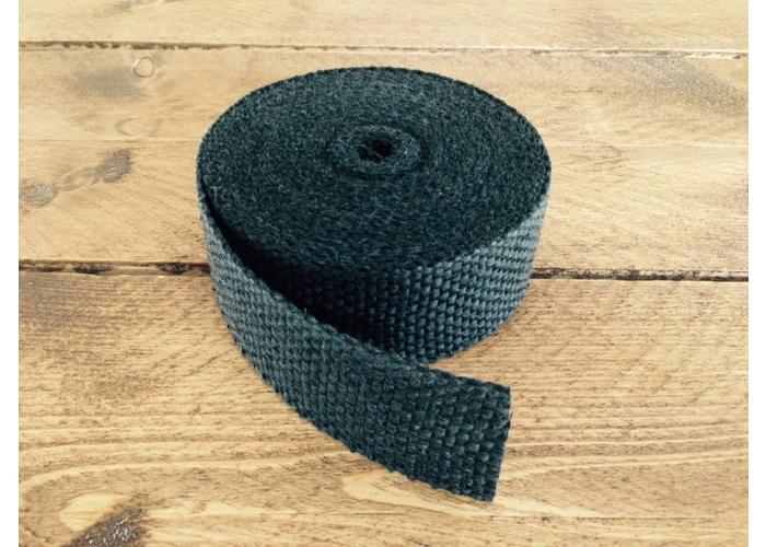 10M Uitlaat Wrap / Exhaust Wrap / Heat Wrap Zwart