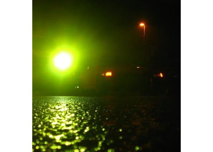 Yellow H4 Oldskool HID Light 90W