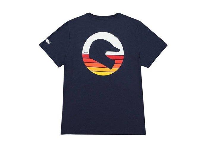 Roeg Peruna t-shirt marine