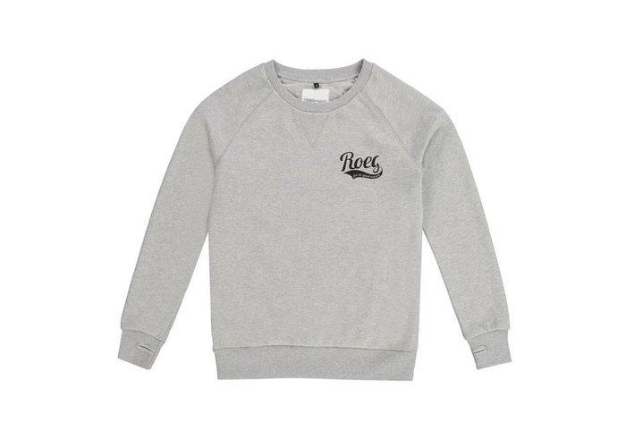 Roeg Lola sweater grijs