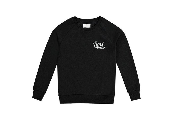 Roeg Lola sweater zwart