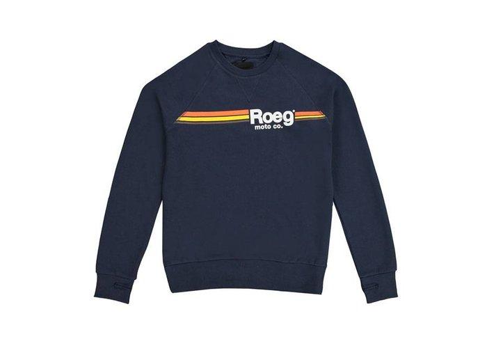 Roeg Ton sweatshirt marine