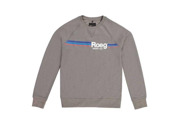 Roeg Ton sweatshirt grijs