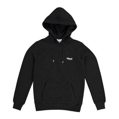 Roeg Hawk hoodie zwart