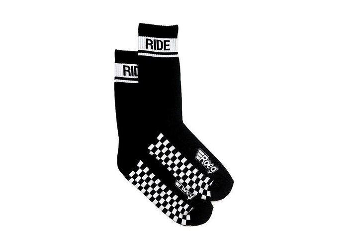 Roeg Early Finish sokken zwart