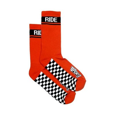Roeg Early Finish sokken oranje