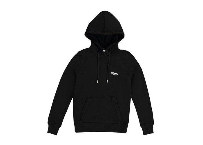 Roeg Dames betty hoodie zwart
