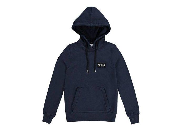 Roeg Dames Betty hoodie Navy Blauw