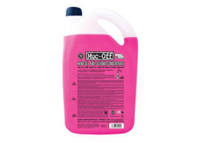 Muc-Off Nano gel navulling bike cleaner concentraat 5 liter