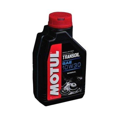 Motul Transoil Expert 10W / 30 1L