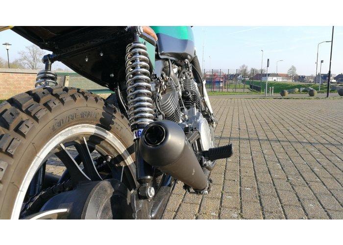 Custom bouw van een Yamaha XV920 (TR1)