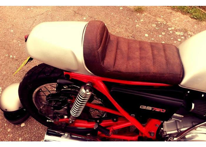 Imola Cafe Racer Zitje Seat Zadel Type 14