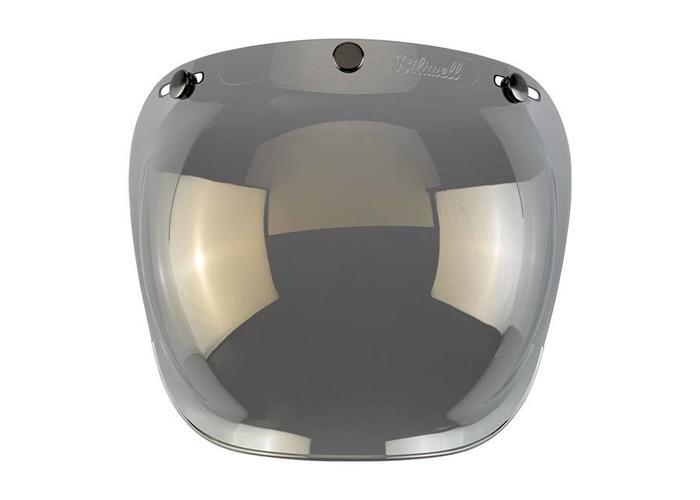 Biltwell Gold Mirror Bubble Vizier