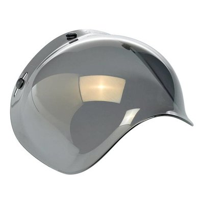 Biltwell Gold Mirror Bubble Vizier