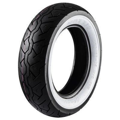 130/90 -16 TL 67 H Front Maxxis M6011 White Wall