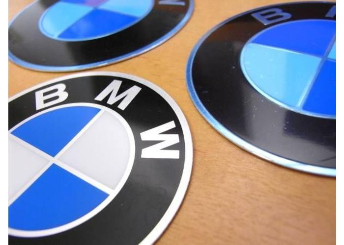 BMW 60MM Embleem RV2 Series