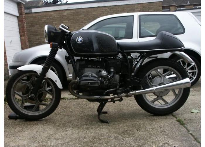 Giuliari Cafe Racer Replica Seat voor BMW /7
