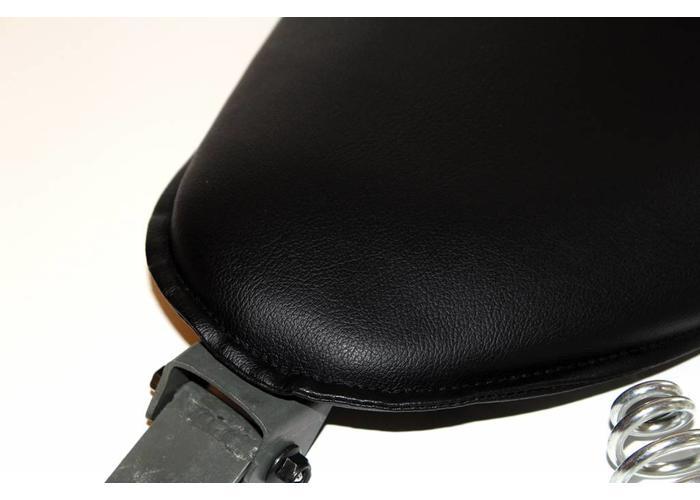 Bobber Seat Compleet Zwart