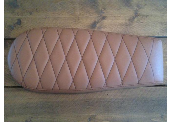 C.Racer Brat Seat Diamond Light Brown Wide 70