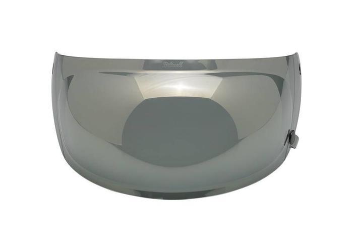 Biltwell Gringo S Anti fog Bubble Shield Gold Mirror