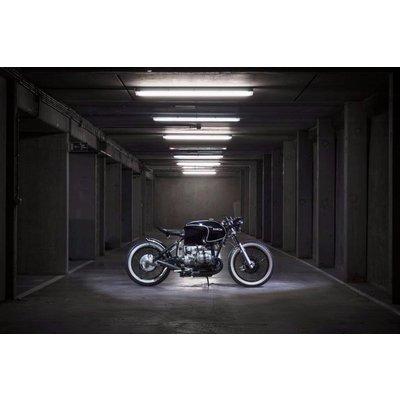 """VERKOCHT: BMW R60/70 """"Baron"""""""