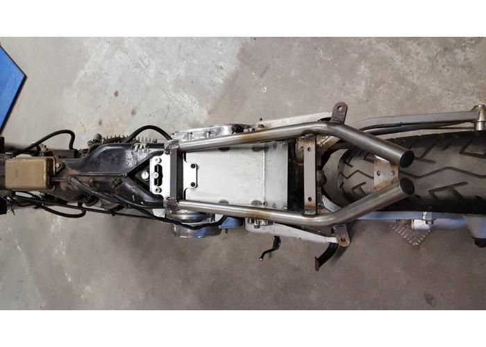Wimoto Yamaha Virago Cafe Racer Subframe 1.0