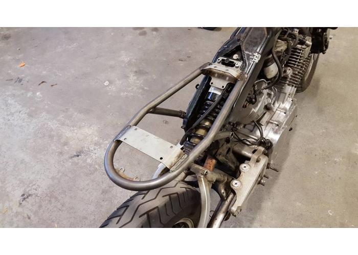 Wimoto Yamaha Virago Cafe Racer Subframe 2.0