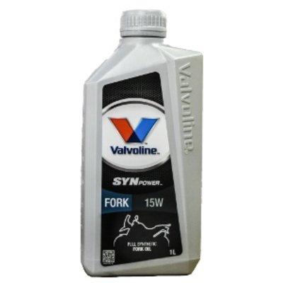 Valvoline Vorkolie Synpower 15W 1 Liter