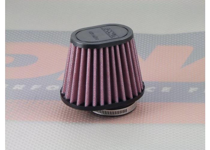 DNA 51MM Ovaal Filter Rubber Top
