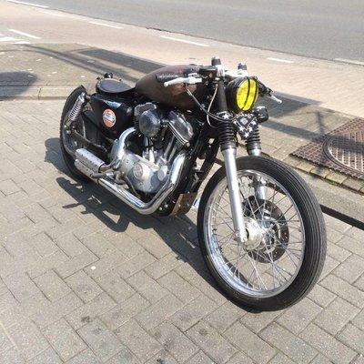 Harley Sportster van 2006