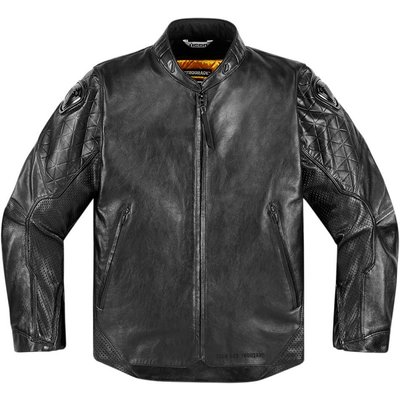 ICON One Thousand Retrograde Jacket Black