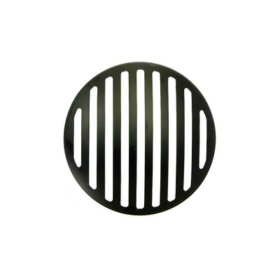 175MM Prison Grill Insert Black