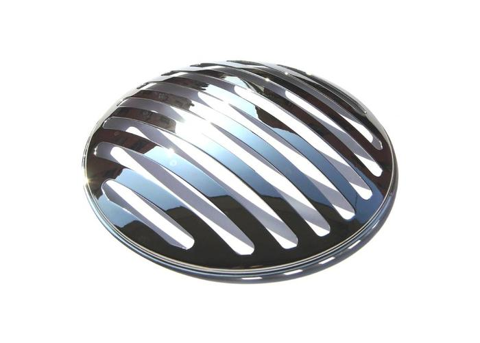 175MM Prison Grill Insert Chrome