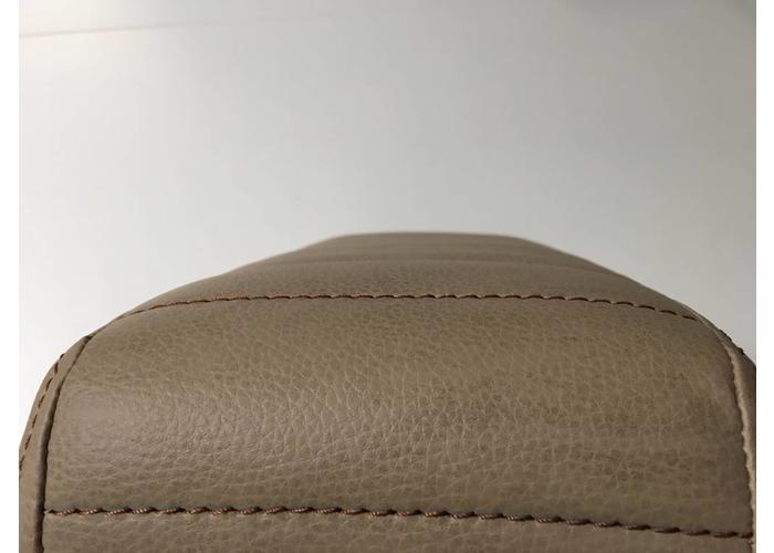 C.Racer Brat Seat Tuck 'N Roll Vintage white Wide 99