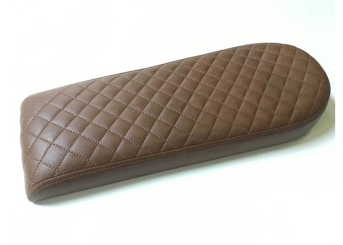 C.Racer Brat Seat Diamond Brown Long Type 131